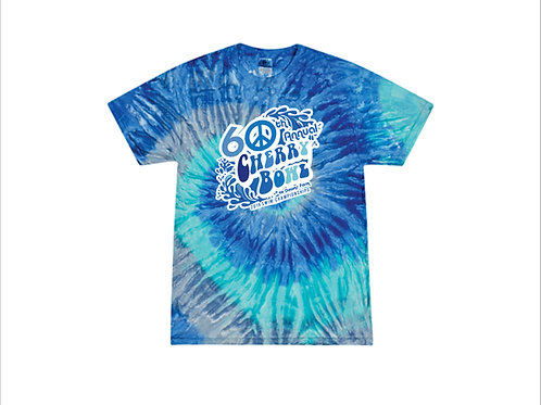 CB Tye Dye Short Sleeve T'shirt