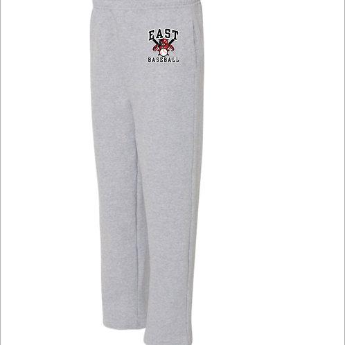 EB Open Bottom Sweatpants w/pockets