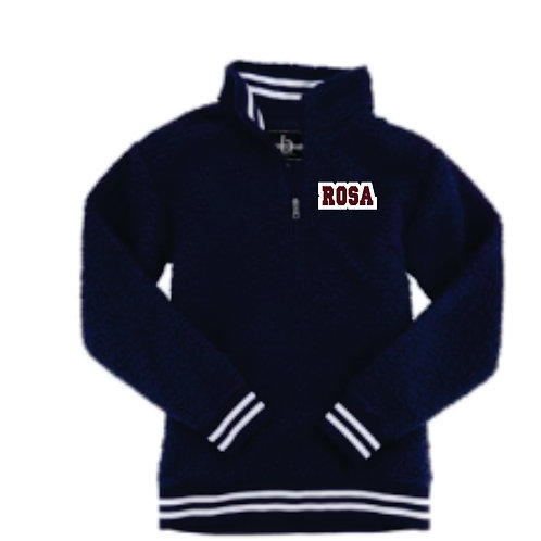 RS Varsity Sherpa 1/4 Zip Pullover