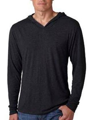KF Long Sleeve Hooded T'shirt