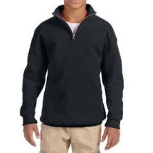 jerzee 1/4 zip adult/youth BH