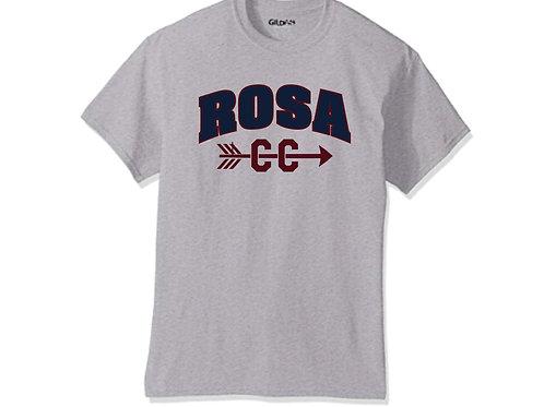Gildan Tshirt Rosa CC