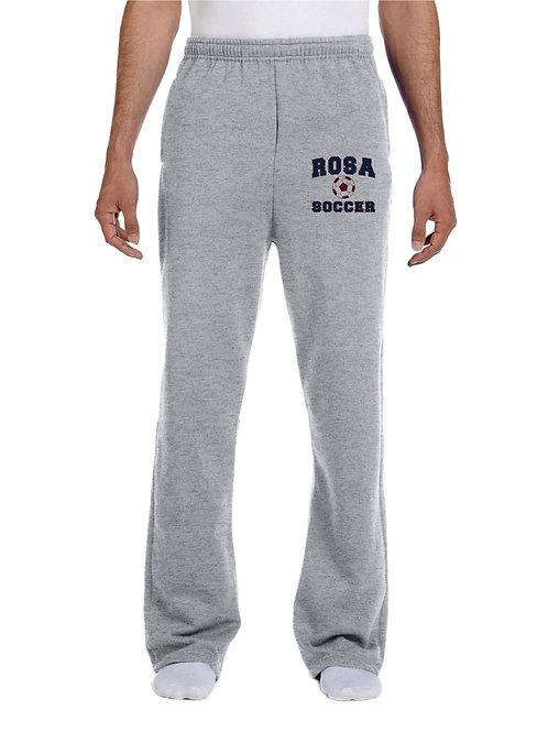 Rosa Soccer Open Leg