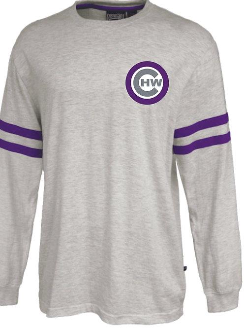 WB Pennant Vintage Stripe Jersey