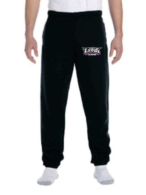 WL Gildan Open Bottom Sweatpants