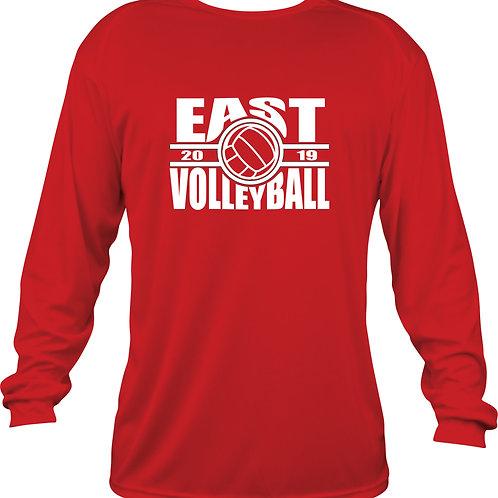 EV Long Sleeve Performance T'shirt
