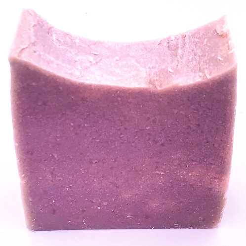Pear Pomegranate & Coconut Milk Body Bar