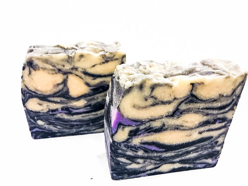 Sweet Dreams Body Bar with Activated Charcoal