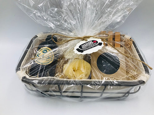 Deep Cleansing Face & Body Gift Basket