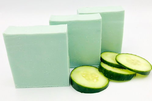 Cool as a Cucumber Body Bar