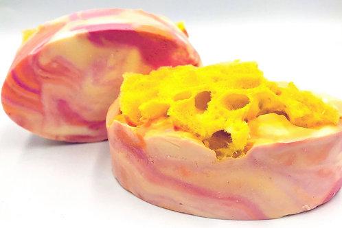 GypSea Sponge Body Bar - Pucker Up Pom Pear
