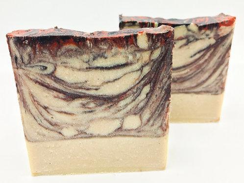 Warm Vanilla Sandalwood Body Bar