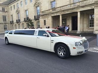 Chrysler 300c limuzino nuoma