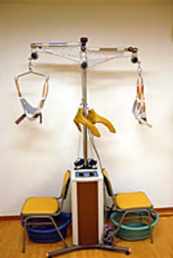 頚椎牽引器