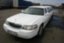 Lincoln Tow Car limuzino nuoma