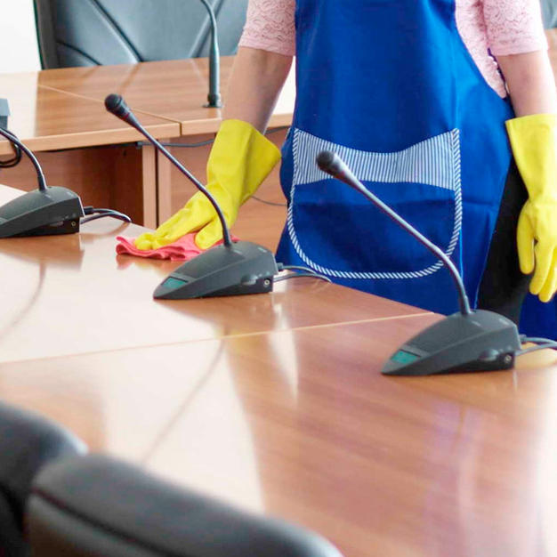 Green Cleaning & Disinfecting
