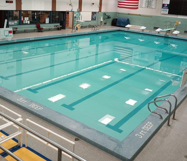 Cache County HS Pool