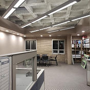 Placer Office Building Open Office - Aft