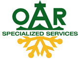 OARS Services Team Earns HVAC Armor Applicator Certification