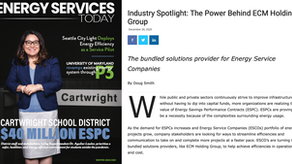 Industry Spotlight: ECM in Energy Services Today Article