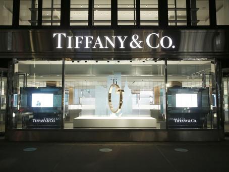 Tifanny & Co. se fusiona con LMVH