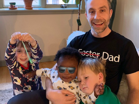 What I Learnt as a First Time Foster Dad