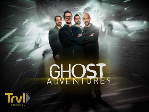 Ghost adventures!