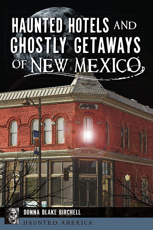 """Haunted Hotels & Ghostly Getaways"" Signed Copy"
