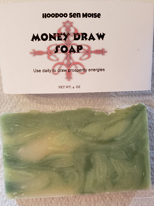 Money Draw Soap