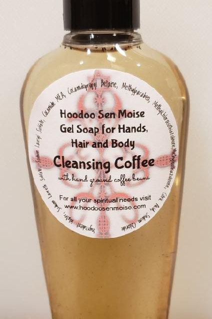 Cleansing Coffee Liquid Soap