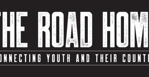 """""""The light at the end of the tunnel"""" - The Launch of the Road Home"""