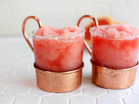 Frozen Sweet and Salty Dog