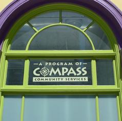 1990 - 1995: Compass Community Services