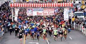 """""""Run, Pinball, Run!"""" - Mississauga Marathon 2018"""