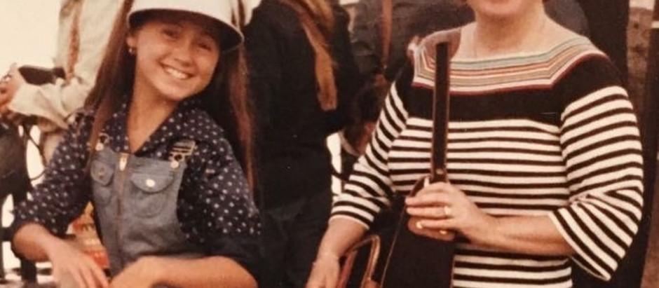 My Mom xoxo