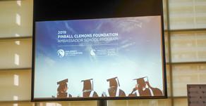 """One Step Closer"" - Pinball Clemons Ambassador School Graduation"