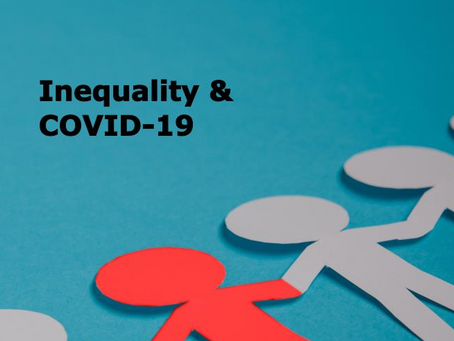 Personal inequality and COVID-19