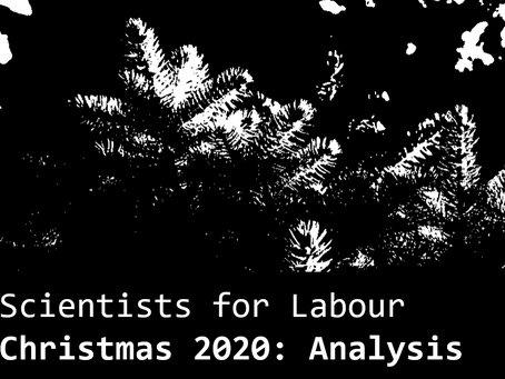 Christmas announcement: analysis