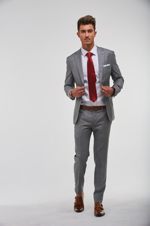 Light Grey Suit | ricojordan Suits, Shirts,Shoes,Jeans,Paddington