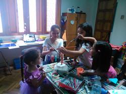 taller niños