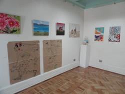 exposición arte niños