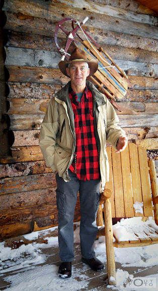 Wouter van Tiel, Principal of Custom Home Design +Build, LLC in Crested Butte, Colorado.