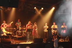 Bilongos Latin Band, Tel Aviv