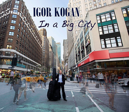 In a Big City - Digital Download