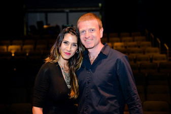 after the show with Maya Avraham