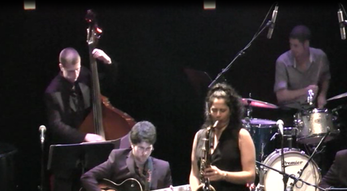 with Anat Cohen Big Band
