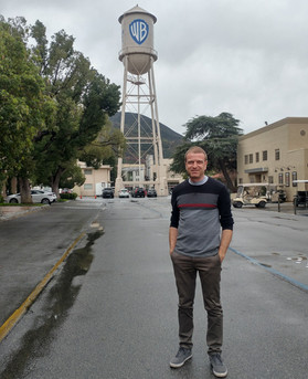 at Warner Bros. Studios