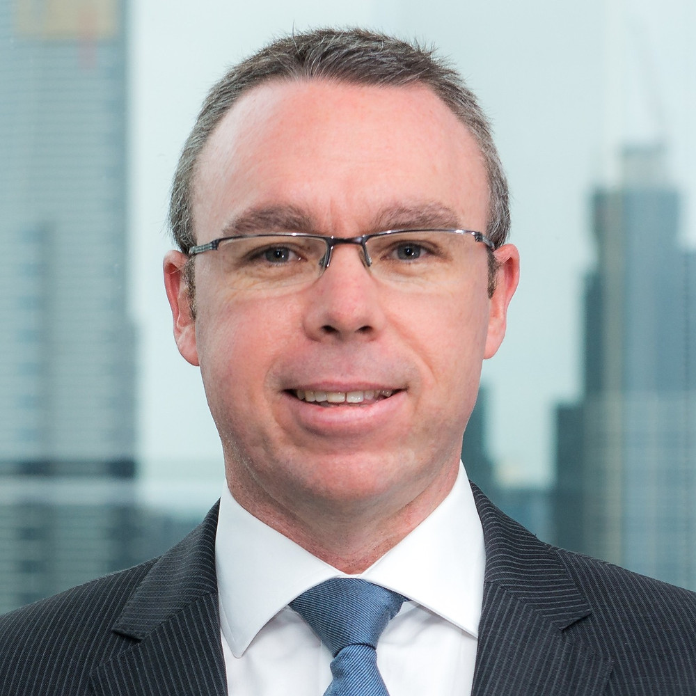 Mark Ferguson - Senior Portfolio Manager, Currency - AustralianSuper
