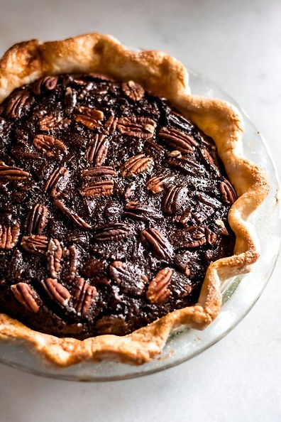 Chocolate Bourbon Pecan Pie.jpg
