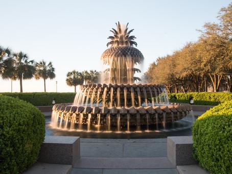 A Short Walk in Charleston, SC